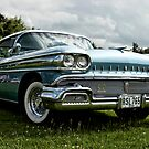 Oldsmobile by Ann-Marie Metcalfe