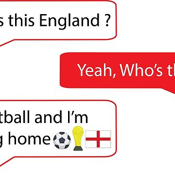 England Football by GBCdesign