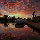 Horning Sunset by jakeof