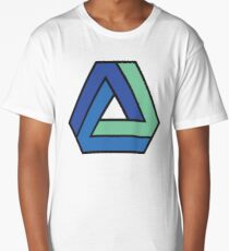Penrose Triangle  Long T-Shirt