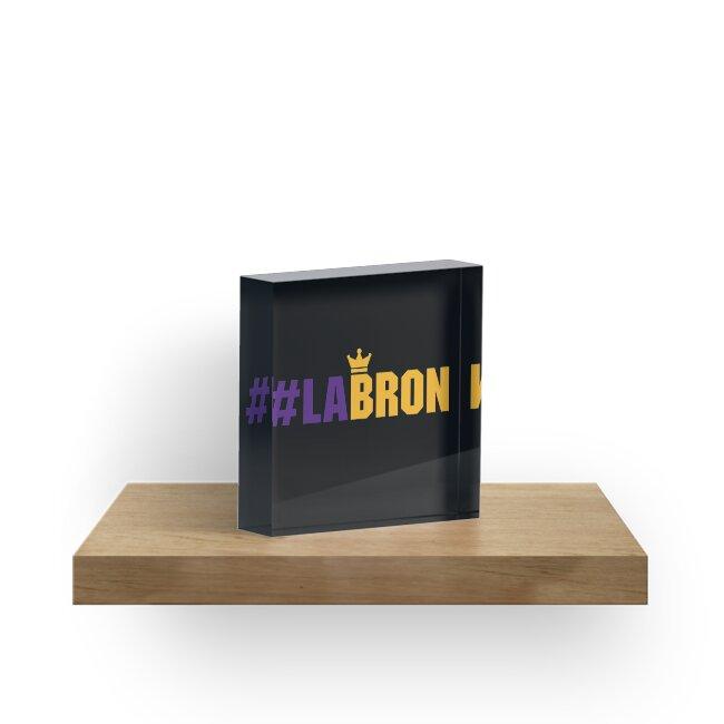Labron Lebron James Lakers T-Shirt