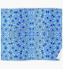 Crochet Pattern Poster