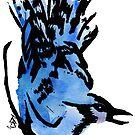 BlueJay von bdesantisart