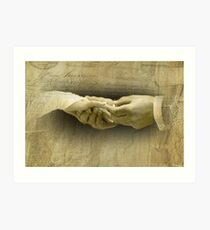 With this Ring... Art Print