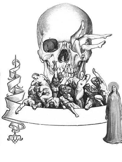Fuck the skull of