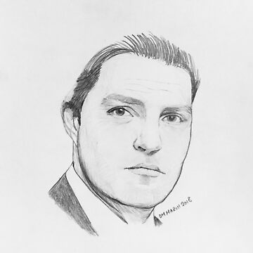 Tom Burke Illustration by burketeer