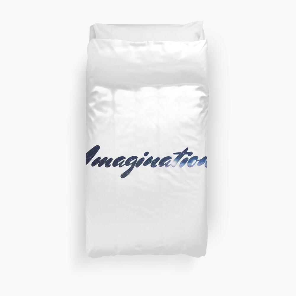 Imagination Inspiration Duvet Cover