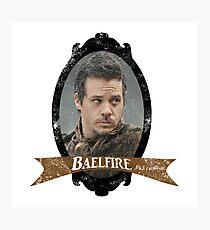 Bealfire Frame Photographic Print