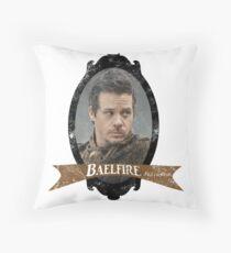 Bealfire Frame Throw Pillow