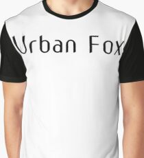Urban Fox Graphic T-Shirt