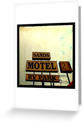 Sands Motel by shazie