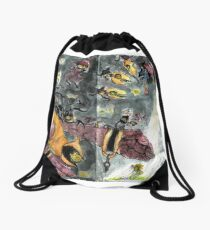 Gentle Touch Drawstring Bag