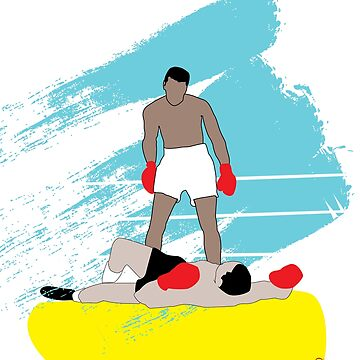 The Greatest Muhammad Ali - Knock out  by nadirasimone