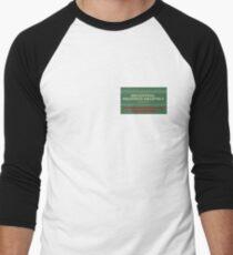 Delightful Delicious Delovely Baseball ¾ Sleeve T-Shirt