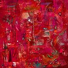 Busy Crimson by MelDavies