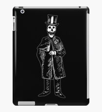 Skeleton Groom iPad Case/Skin