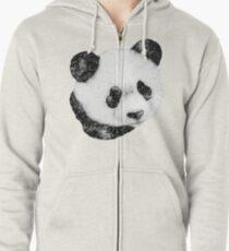 Cosmic Panda Zipped Hoodie