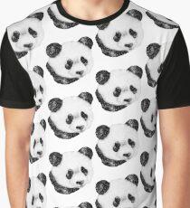 Cosmic Panda Graphic T-Shirt