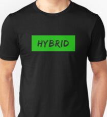 Hybrid Strain Weed T-Shirt and Apparel Unisex T-Shirt