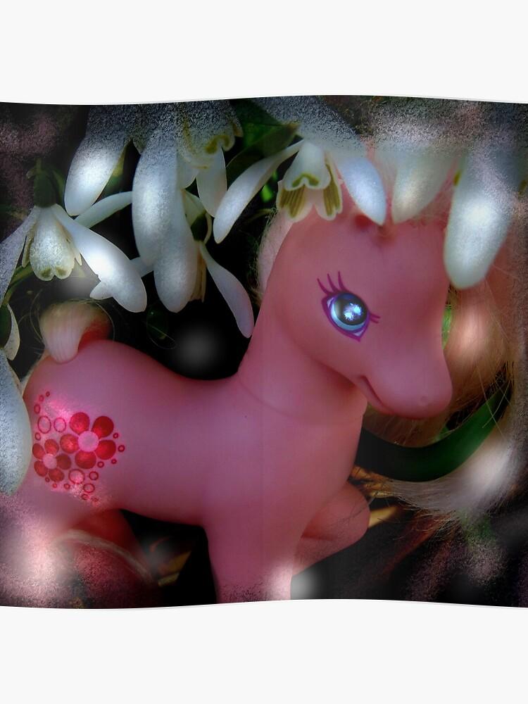 G2 My Little Pony | Night Glow | Poster