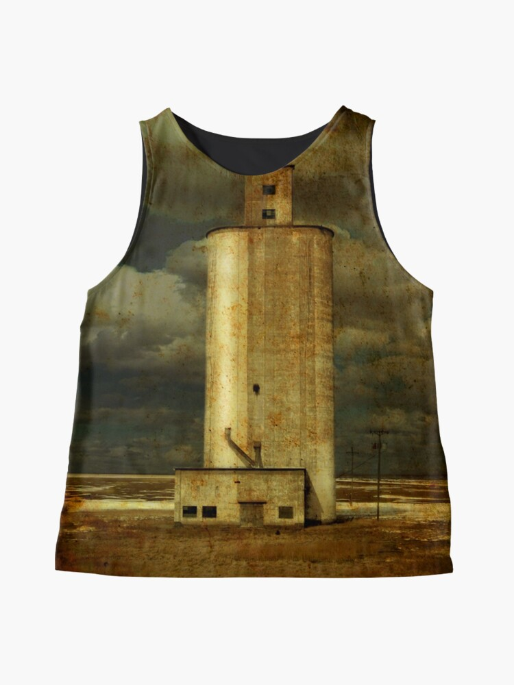 Alternate view of Conway, Texas Sleeveless Top