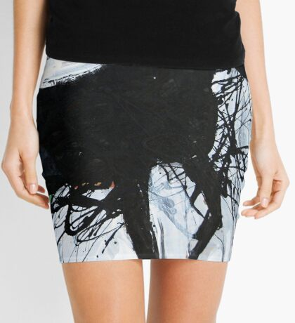 Black Horse 12 Mini Skirt