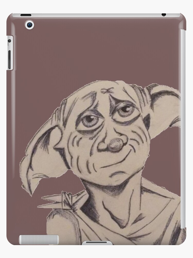 Dobby the free elf  by TheNerdMonster