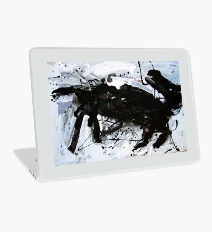 Black Horse 7 Laptop Skin