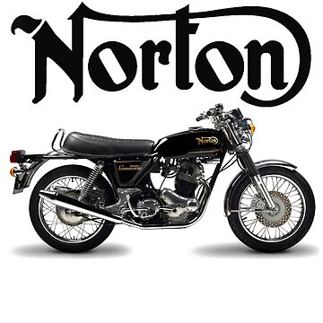 Norton Classic Bike by ditditcool