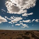 Patagonia Road III by Anita Harris
