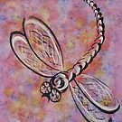 Dragonfly dance 2 by vitbich