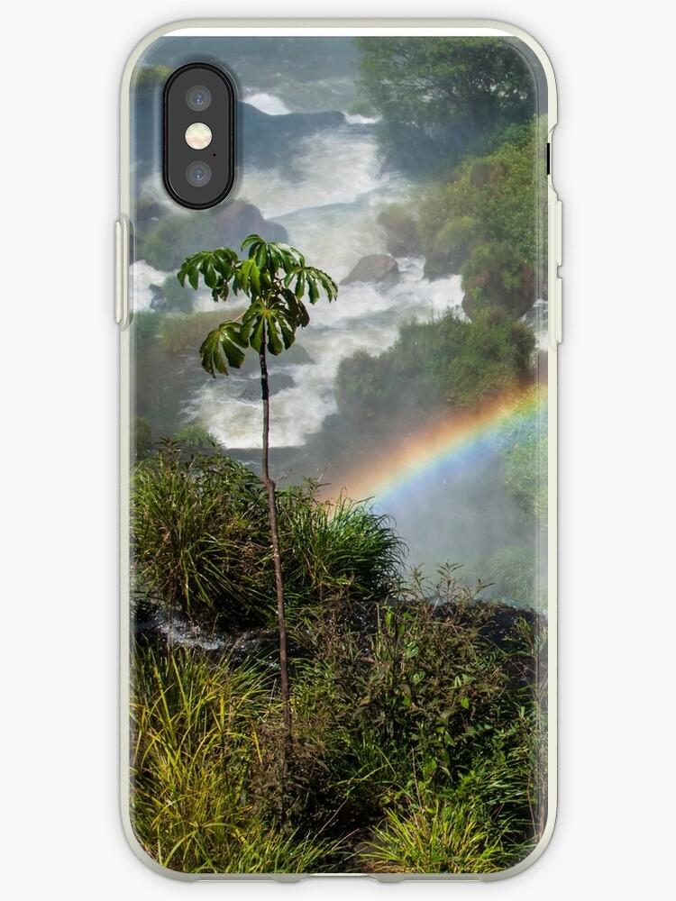 Iguazu Falls by Anita Harris