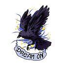 Raven - Dream On by hellredsky