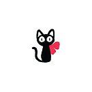 Fancy Kitten by artbycle
