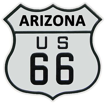 ROUTE 66 ARIZONA by tomb42