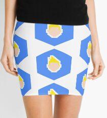 Retro Chris Kirkman Mini Skirt