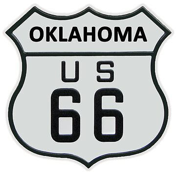 ROUTE 66 OKLAHOMA by tomb42