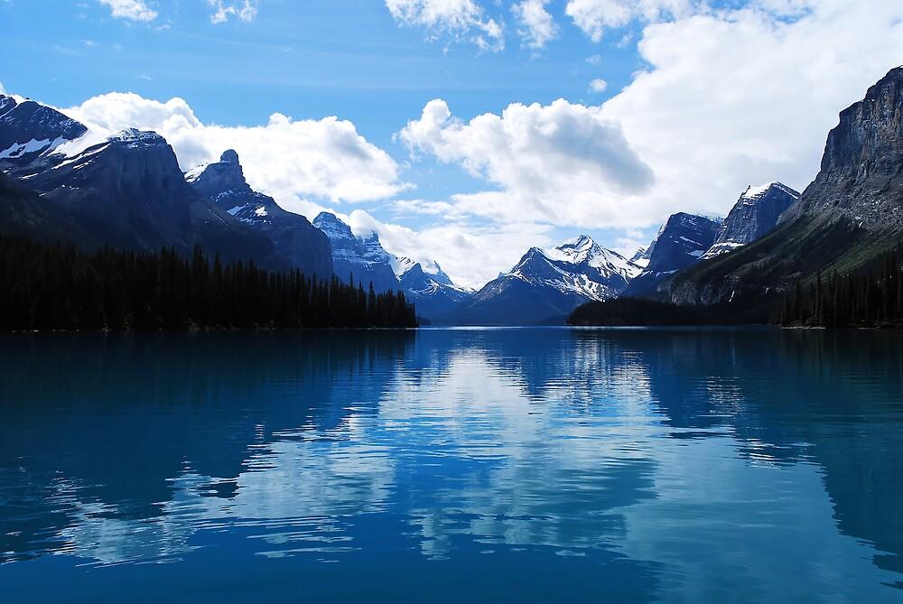 Lake Maligne by Joy & Rob Penney