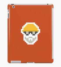 Retro Engineer iPad Case/Skin