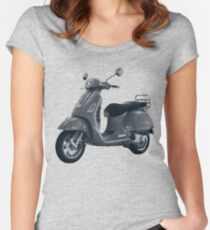 Scooter Women's Fitted Scoop T-Shirt