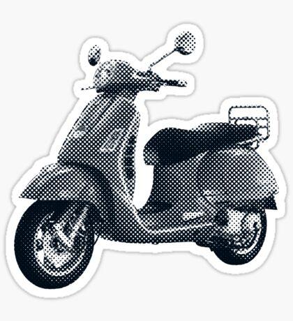Scooter Sticker