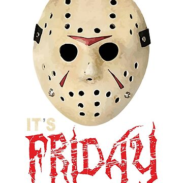 It's Friday the 13th by jcmeneses