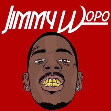 RIP JIMMY WOPO by ninalong