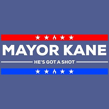 Vote Kane for Mayor of Knox County (Glenn Jacobs) by SmarkOutMoment