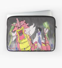 The dragon and the girl Laptop Sleeve