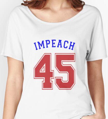 Impeach 45 Women's Relaxed Fit T-Shirt