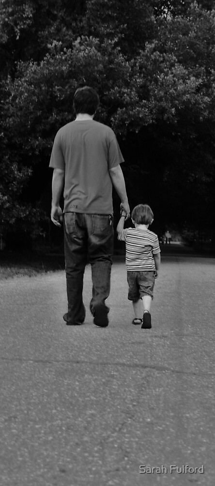 Father & Son by Sarah Fulford