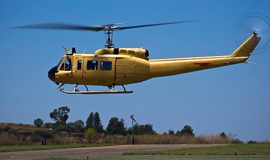 Bell 205 - Bell UH-1D-BF Iroquois by RatManDude