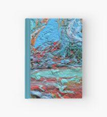 Across The Waterfall Hardcover Journal