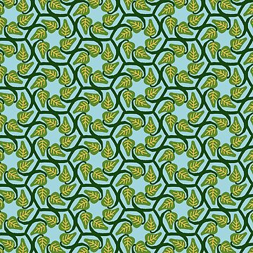 Hexagonal vines by enlarsen
